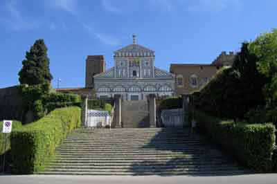 Basilica San Miniato
