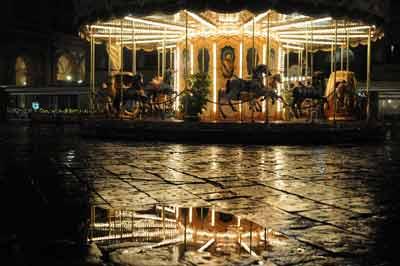 Giostra Piazza della Repubblica - Carousel