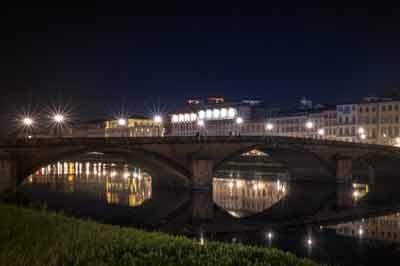 Arno Firenze - Evening Florence Arno