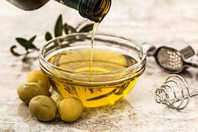 Olio d'oliva - Olive oil