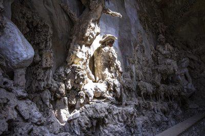 Grotta Buontalenti - Buontalenti's Grotto