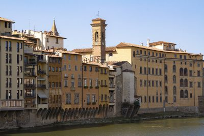 Lungarni - Along the Arno River